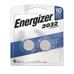Pila Energizer 2032 Bot—N Litio Libre De Mercurio