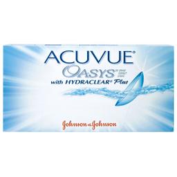 Lente de Contacto Acuvue Oasys 8.4 -01.25 Rx