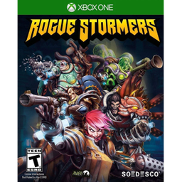 Videojuego Xbox One Rogue Stormers