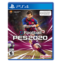 Videojuego Ps4 Pro Evolution Soccer 2020