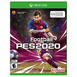 Videojuego Xbox One Pro Evolution Soccer 2020