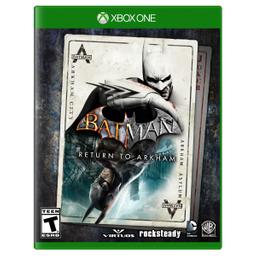 Videojuego Xbox One Batman Return To Arkham