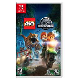 Videojuego Nintendo Switch Lego Jurassic World