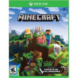 Videojuego Xbox One Minecraft Explorer Pack