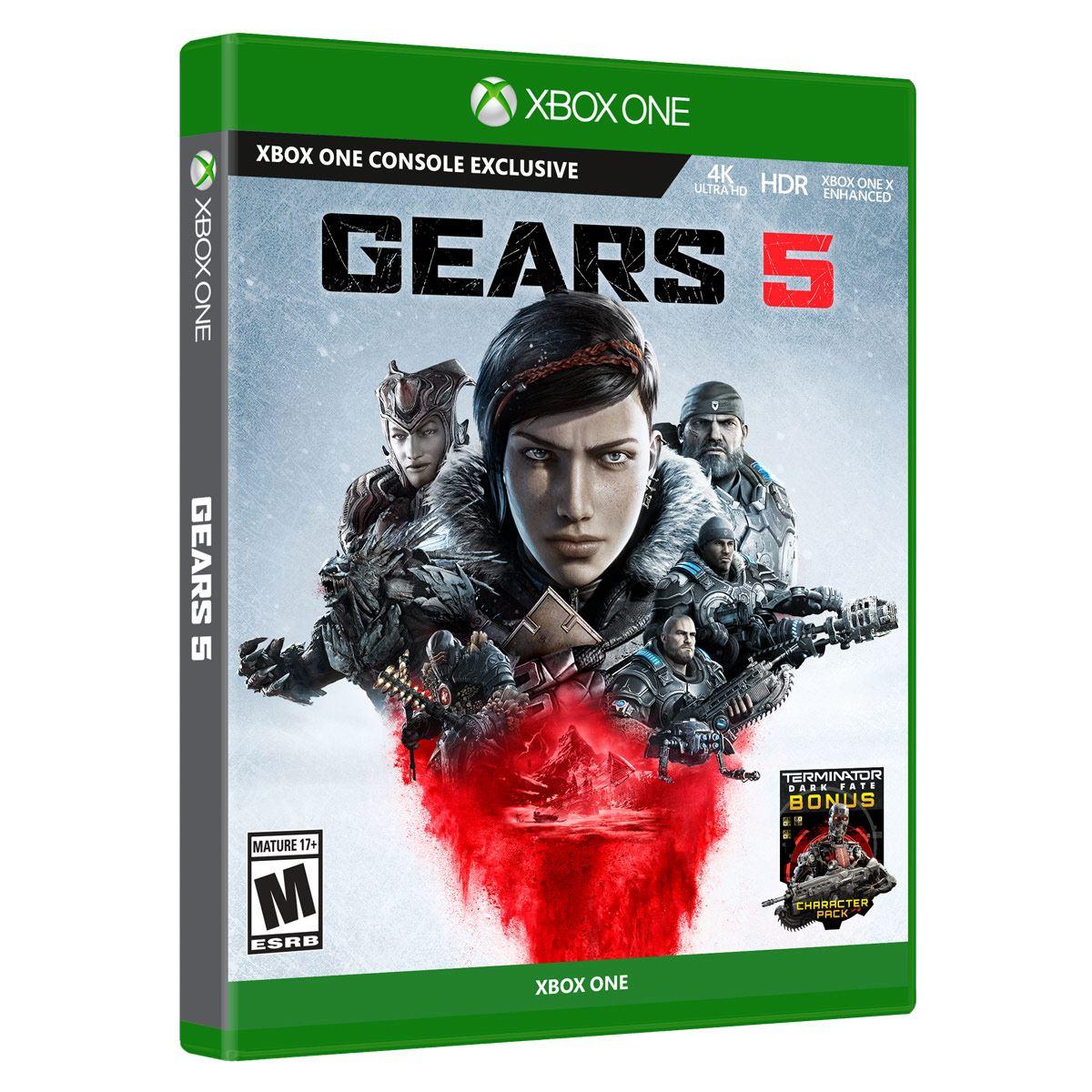 Videojuego Xbox One Gears Of War 5
