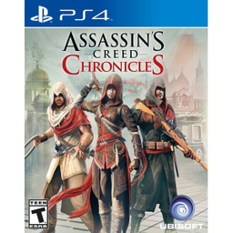 Videojuego Ps4 Assassins Creed Chronicles