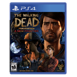 Videojuego Ps4 The Walking Dead A New Frontier