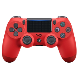 Control Ps4 Dual Shock Magma Rojo