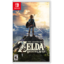 Videojuego Nintendo Switch The Legend Of Zelda