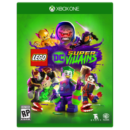 Videojuego Xbox One Lego DC Super Villains