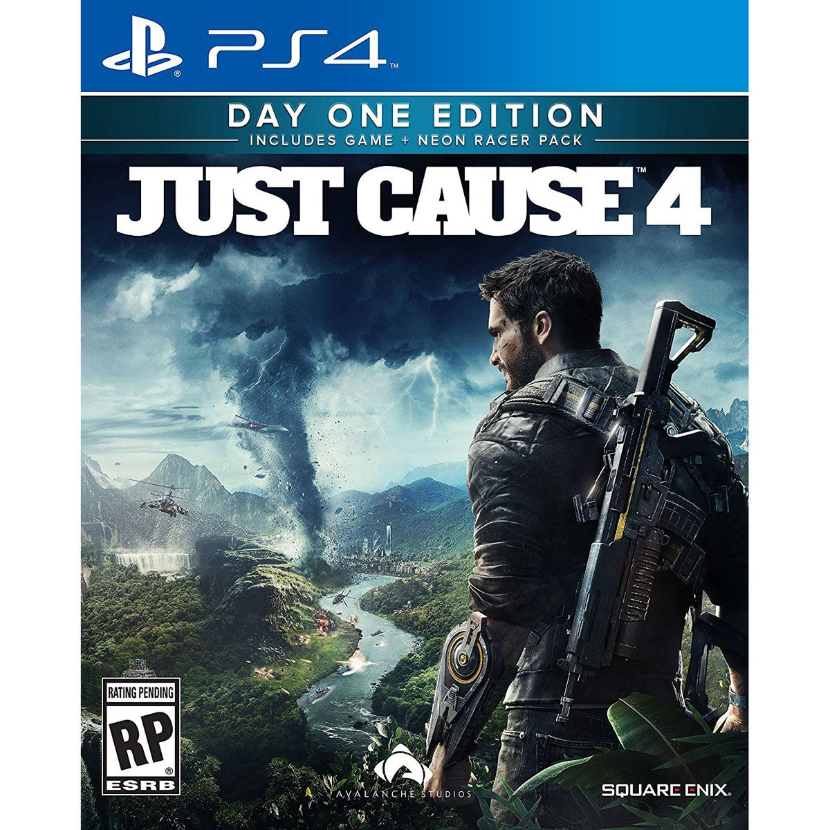 Videojuego Just Cause 4 Limited Edition Ps4