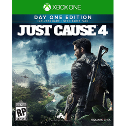 Videojuego Just Cause 4 Limited Edition Xbox One