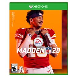 Videojuego NFL Madden 20 Xbox One
