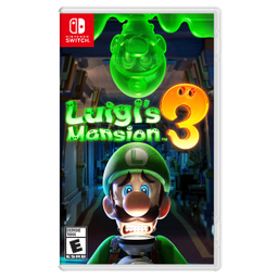 Videojuego Luigis Mansion 3 Nintendo Switch