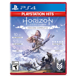 Videojuego Horizon Zero Dawn Hits Ps4