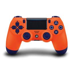 Control Dual Sock 4 Sunset Orange Ps4