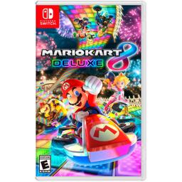 Videojuego Mario Kart 8 Deluxe Nintendo Switch+