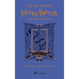 Harry Potter 2 La Cámara Secreta Ravenclaw