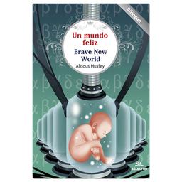 Libro Un Mundo Feliz - Huxley Bilingüe