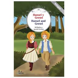 Libro Hansel y Gretel - Grimm Bilingüe