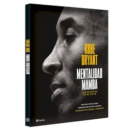 Libro Mentalidad Mamba - Kobe Bryant
