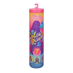Muñeca Barbie Color Reveal