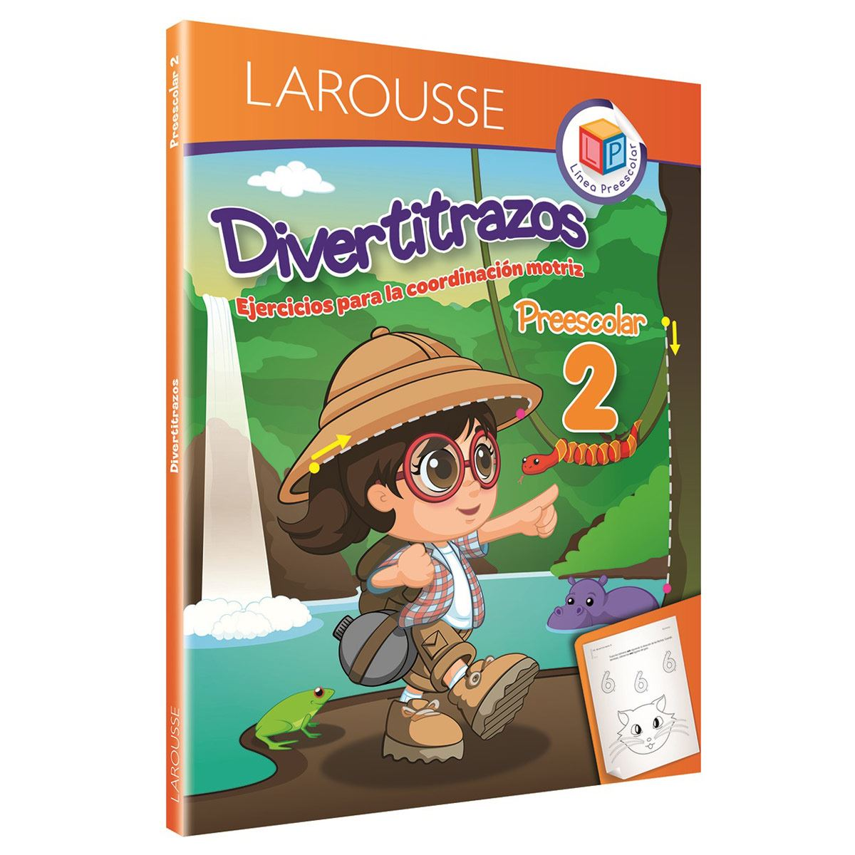 Divertitrazos 2 - Larousse