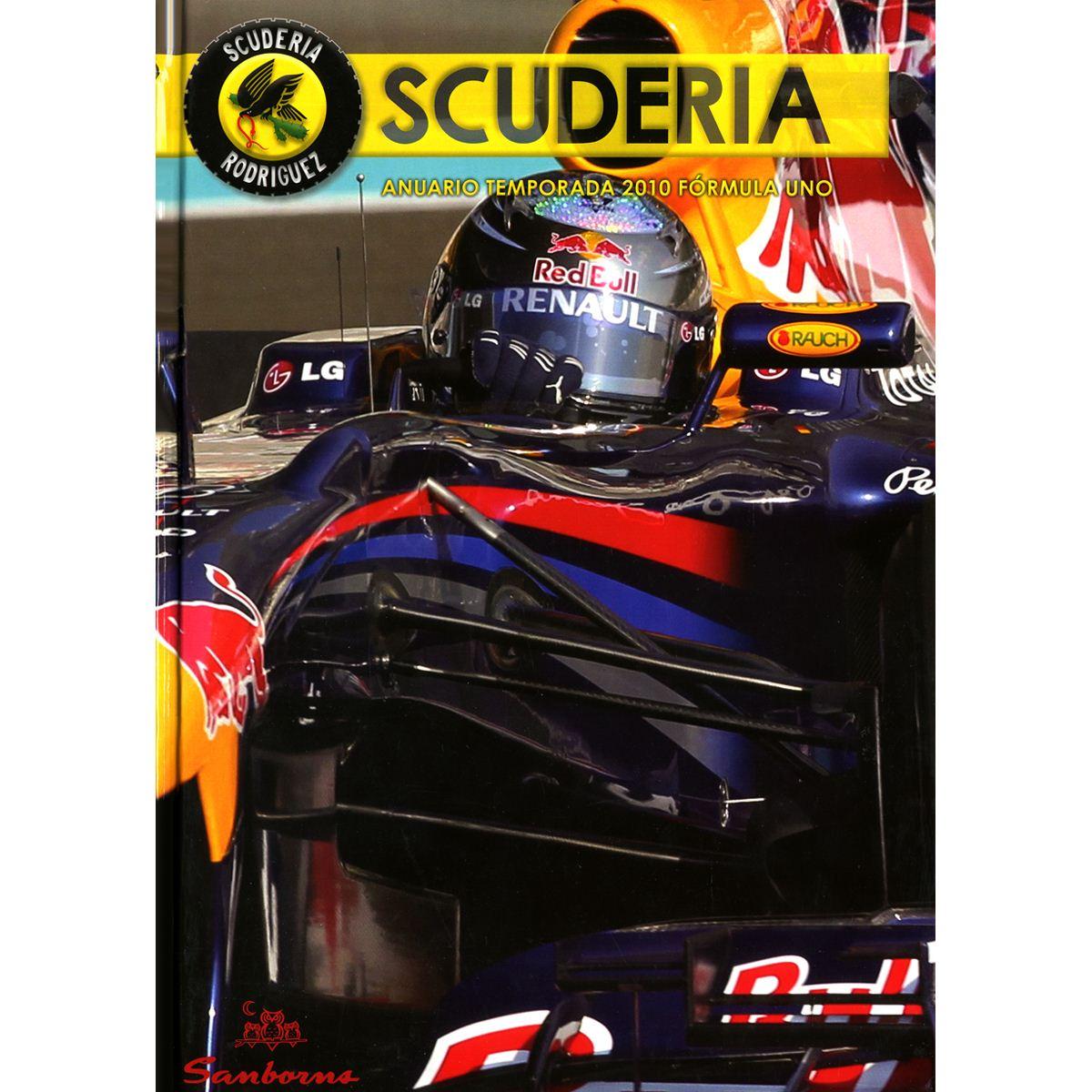 Scuderia Anuario Temporada 2010 - Carlos Eduardo Jalife