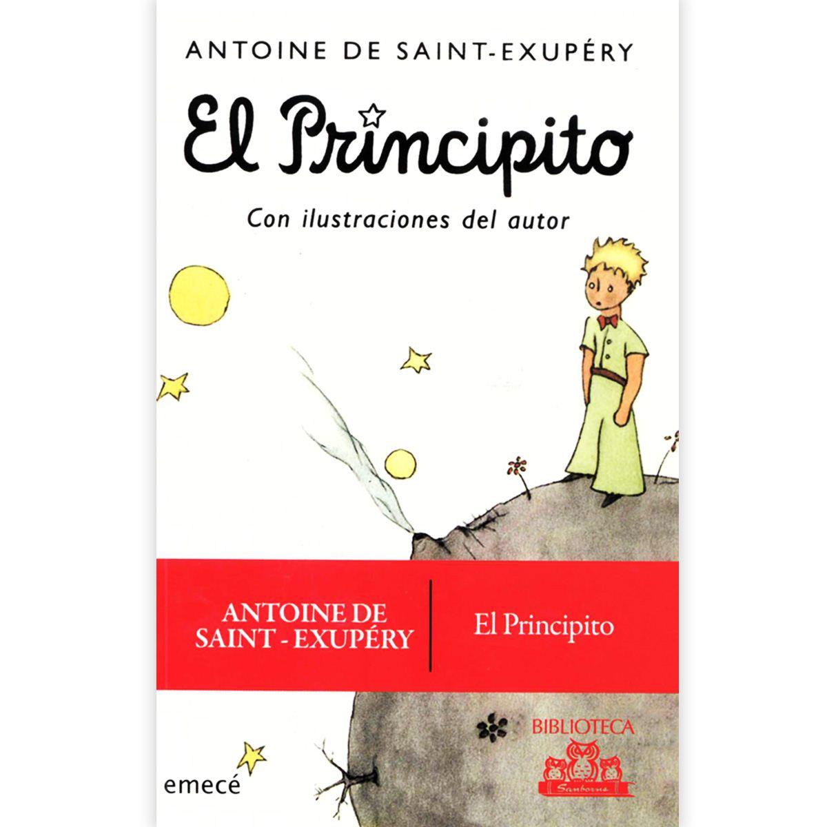 El Principito - Antoine de Saint Exupéry