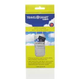 Portadocumentos Travel Smart Para Cuello Sistema Rfid
