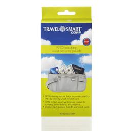 Portadocumetos Travel Smart Para Cintura Sistema Rfid