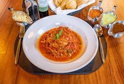 Spaghetti a la Napolitana