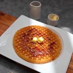 Waffle Mantequilla y Miel