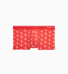 Boxer CK One Rojo Logo - NB2225-608