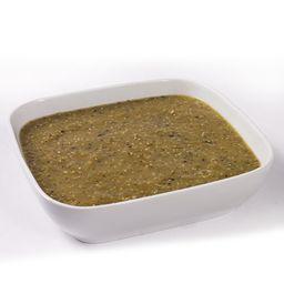 Salsa verde asada al habanero