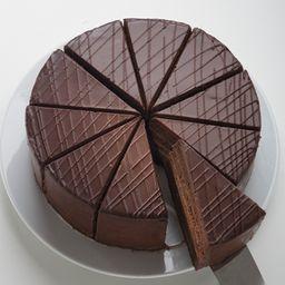 Big Chocolate Cake Completo