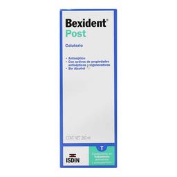 Bexident Post / Fco.