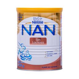 Formula Infantil Nan Sin Lactosa
