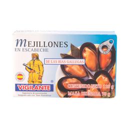 Mejillones Vigilante de las Roas Gallegas 115 g