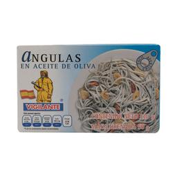 Angulas Vigilante en Aceite de Oliva 110 g