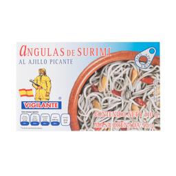 Angulas Vigilante de Surimi al Ajillo Picante 110 g