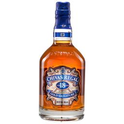 Whisky Chivas Regal 18 Años Gold Signature 750 mL
