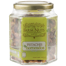 Pistache Farm Nuts Horneado 125 g