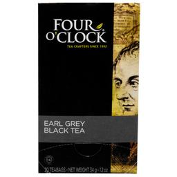 Té Earl Grey Four O'Clock Black 34 g