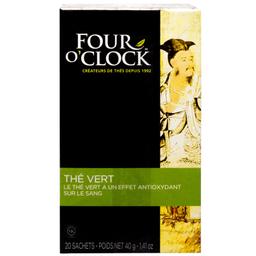Té Verde Four O'Clock 40 g