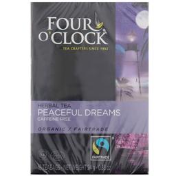 Té Four O'Clock Peaceful Dreams 24 g