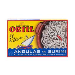 Ortiz Angulas De Surimi