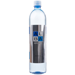 Agua Alba Natural Embotellada 1 L