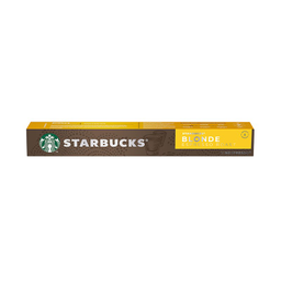 Starbucks By Nespresso Blonde Espresso Roast