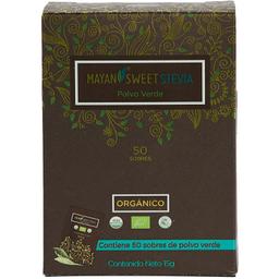 Mayan Sweet Stevia Endulzante Verde Orgánico